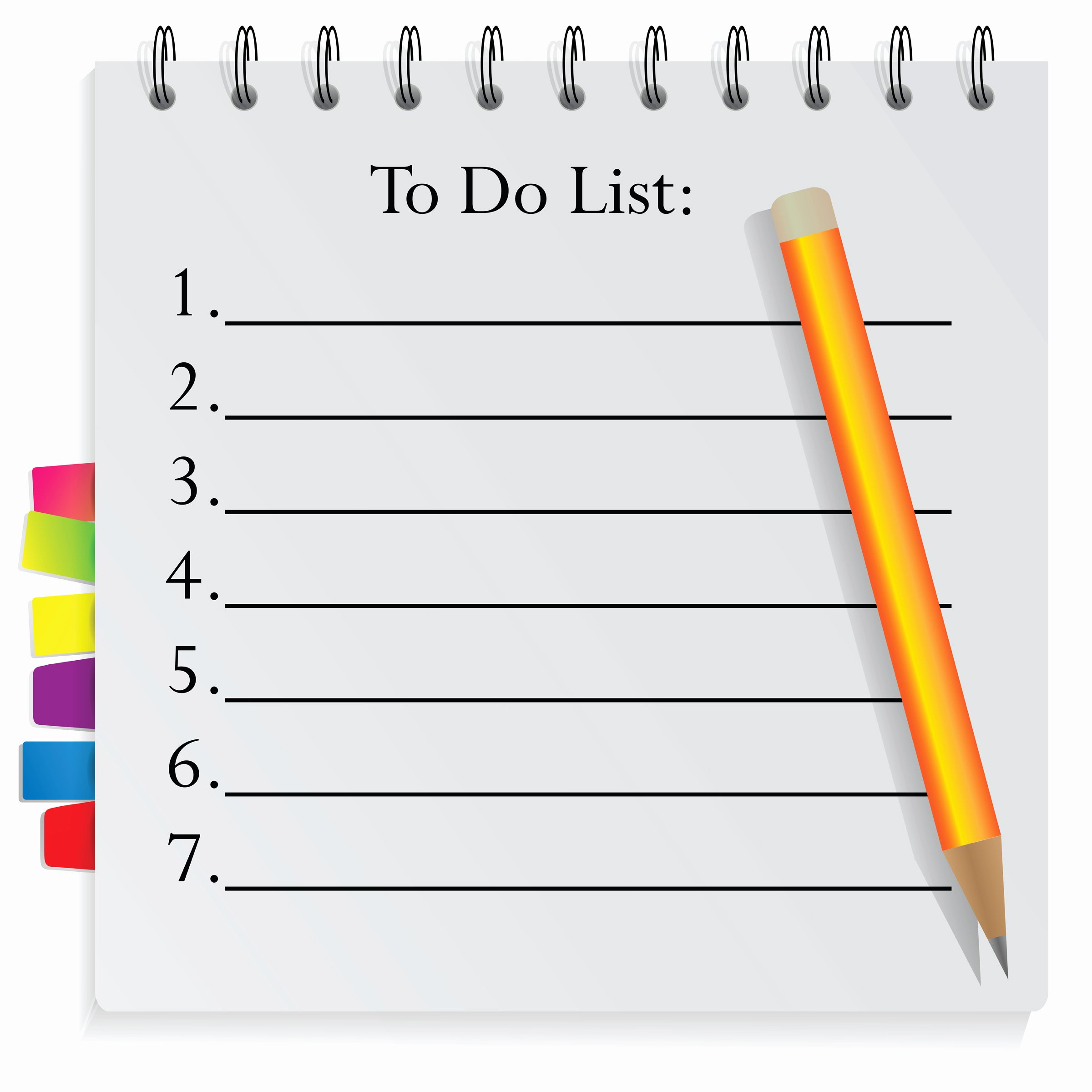 To Do List Template Pdf Lovely 6 to Do List Templates Excel Pdf formats