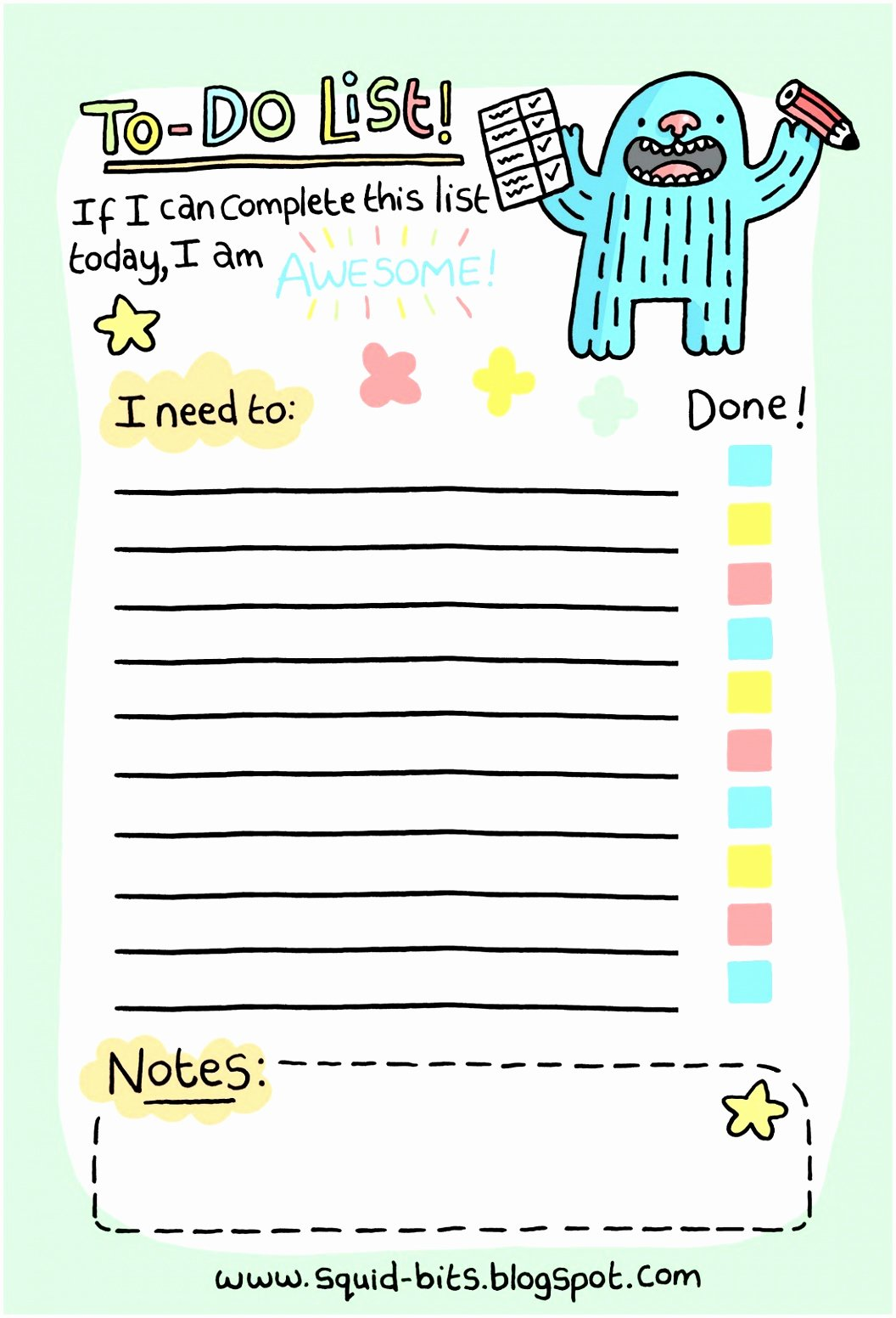 Todo List Template Word Unique 7 Daily to Do List Template for Word Tioru