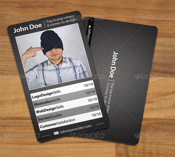Trading Card Template Photoshop Inspirational 33 Trading Card Template Word Pdf Psd Eps