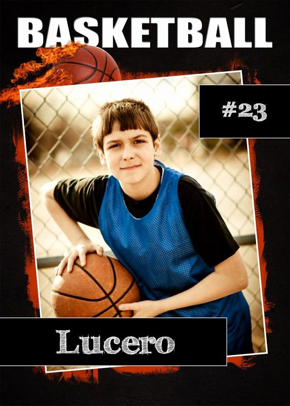 Trading Card Template Photoshop Luxury Psd Basketball Trading Card Photoshop Template