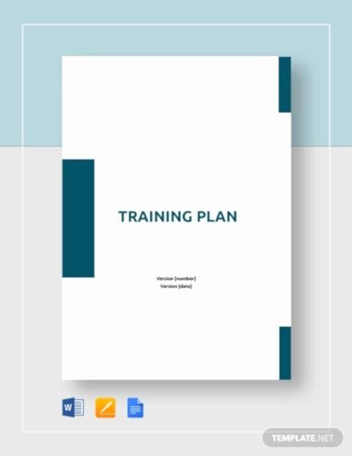 Training Agenda Template In Word Inspirational 14 Training Plan Templates In Google Docs Word