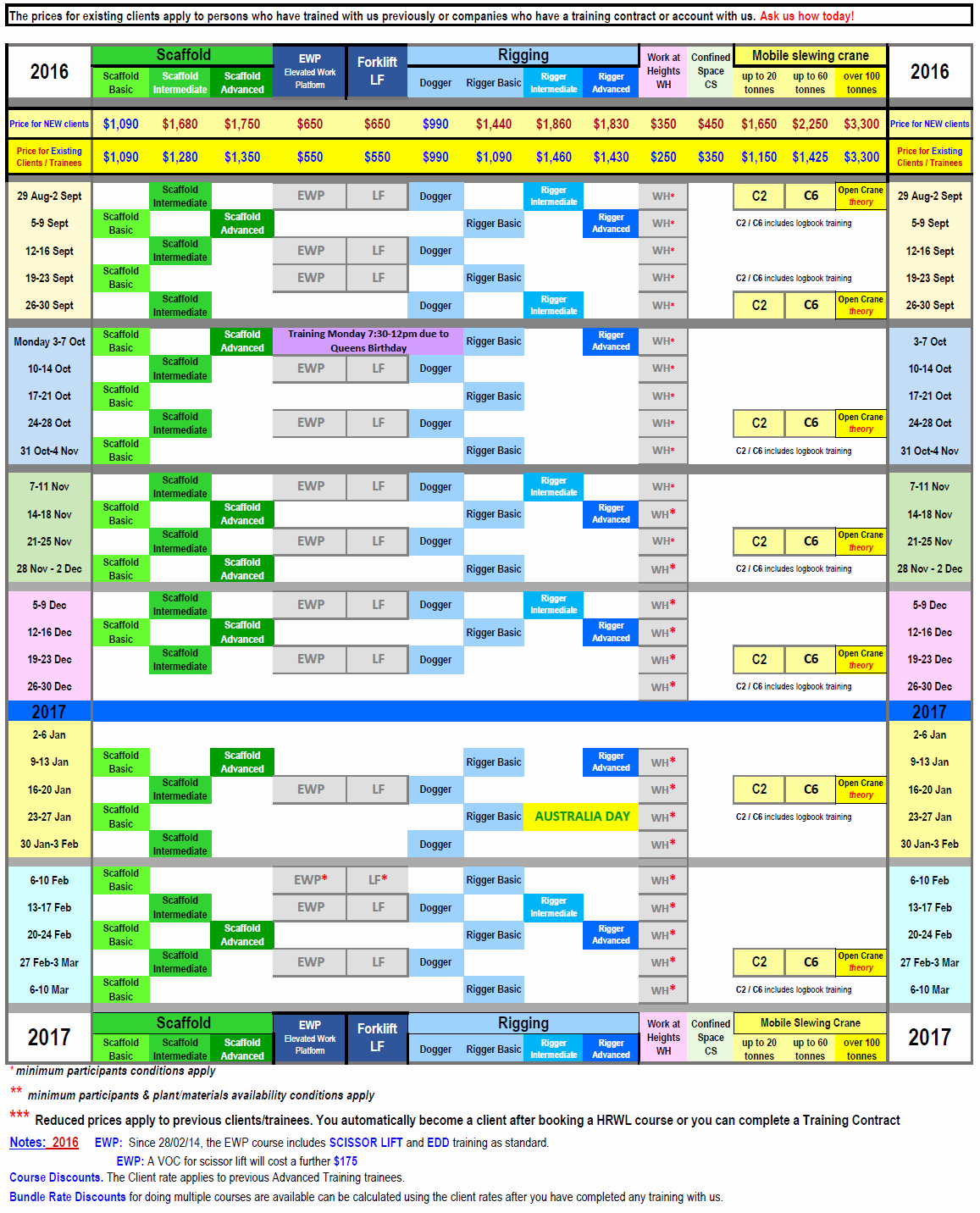 Training Calendar Template Excel Best Of Calendar Advanced Training and Construction