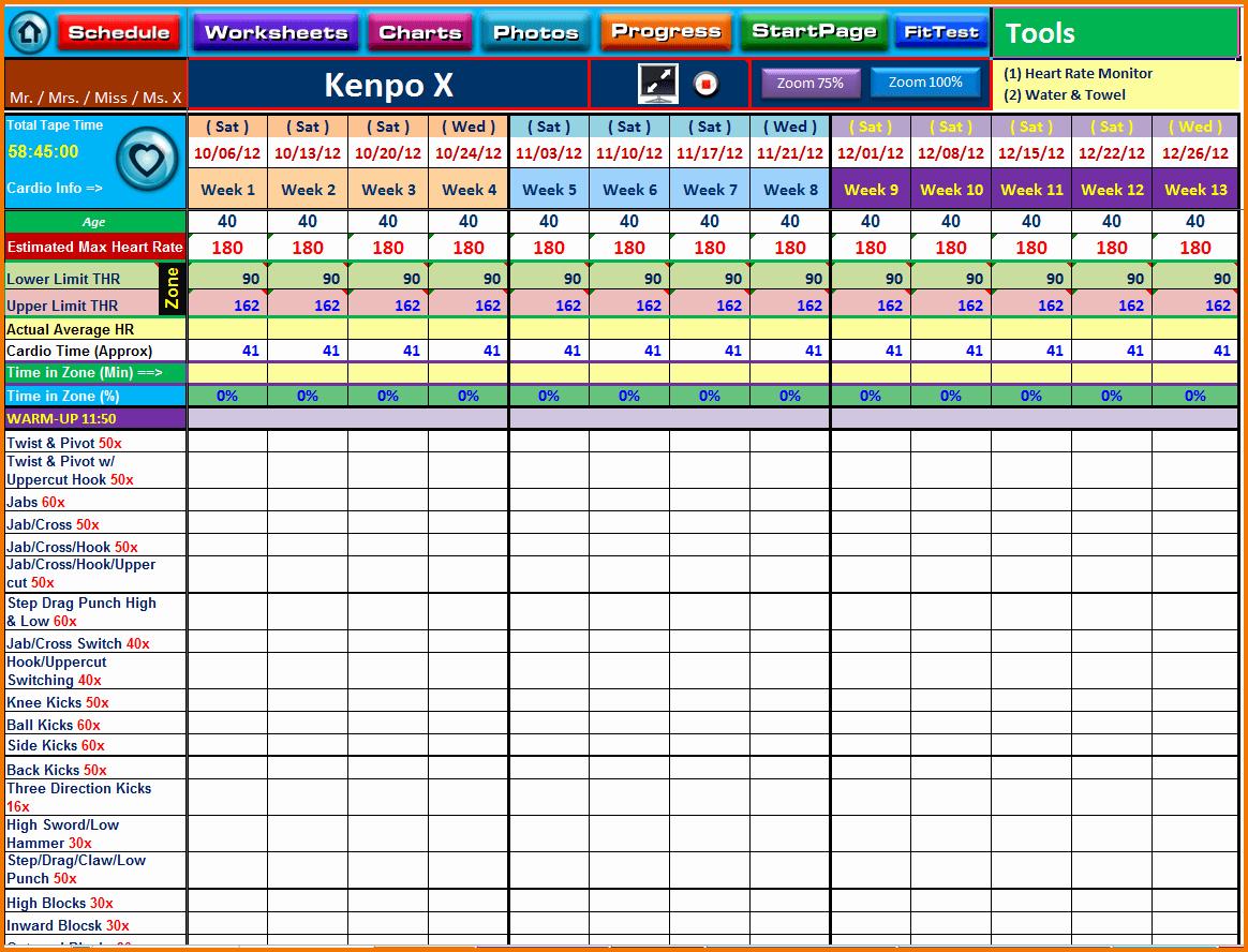 Training Calendar Template Excel Elegant Training Spreadsheet Template Training Spreadsheet