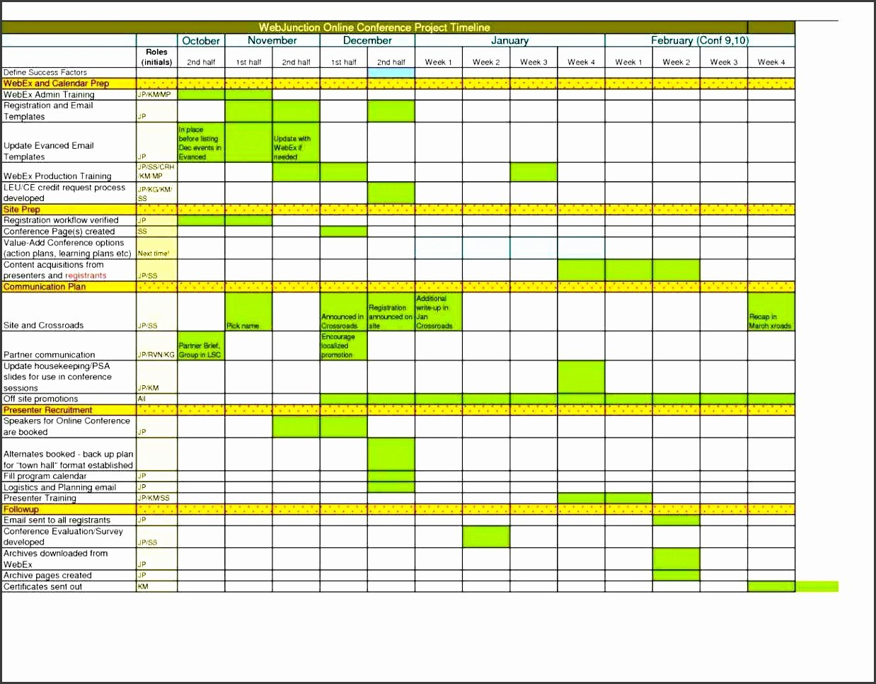 Training Calendar Template Excel Inspirational 6 Line College Credit Planner In Excel