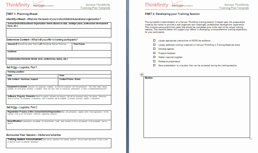 Training Manual Template Word Awesome 60 Training Manual Templates Training Plans Word Pdf