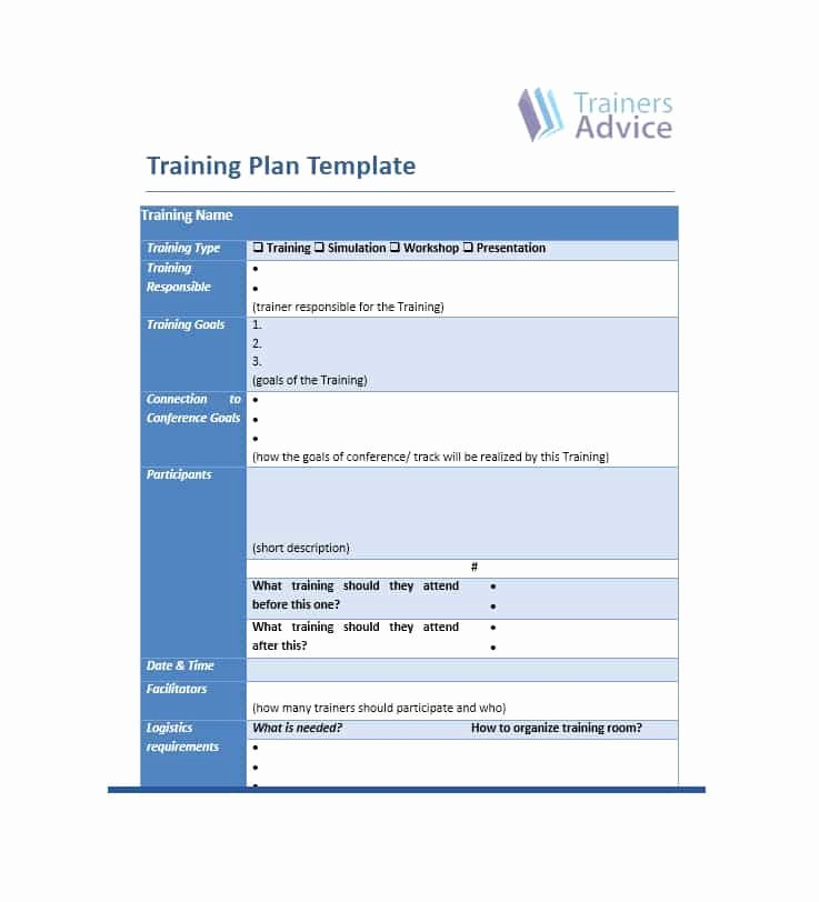 Training Outline Template Word Awesome Training Manual 40 Free Templates & Examples In Ms Word