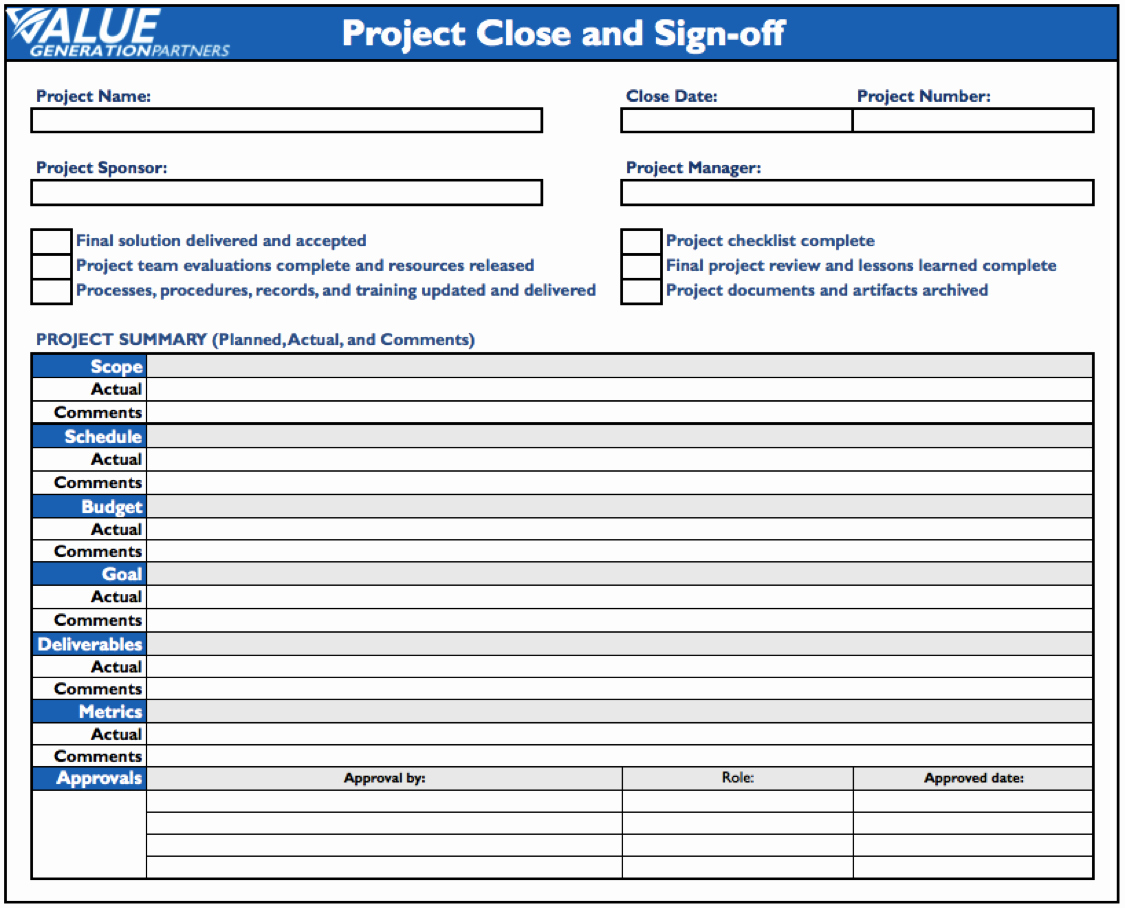 Training Sign Off Sheet Template Lovely 24 Of Milestone Project Sign F Document Template