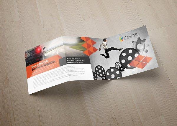 Tri Fold Card Templates Beautiful 18 Tri Fold Cards Psd Vector Eps