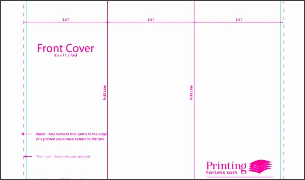 Tri Fold Card Templates Lovely 5 Tent Card Template Indesign Sampletemplatess