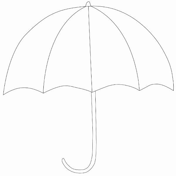 Umbrella Template for Preschool Best Of 1190 Best Images About Ősz On Pinterest