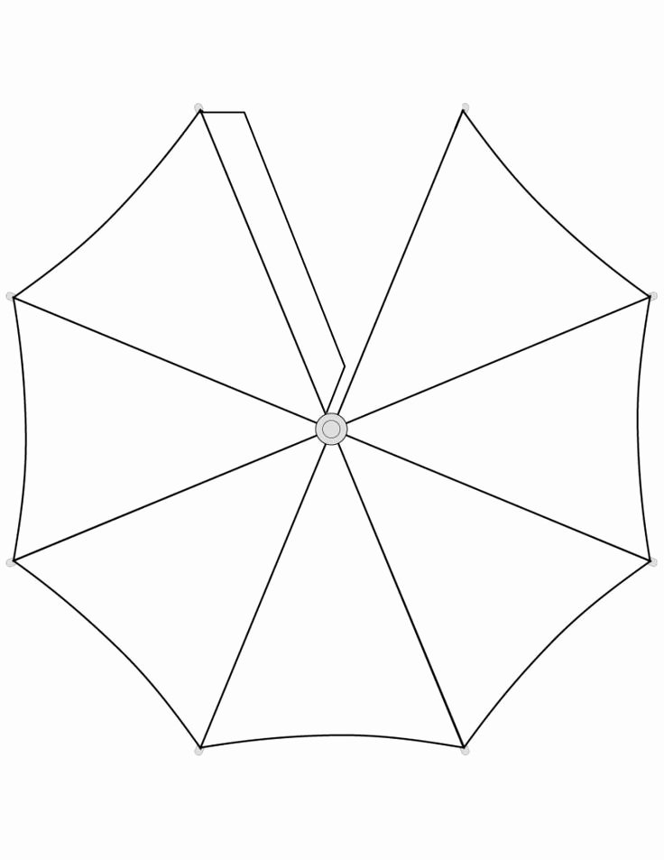 Umbrella Template for Preschool Luxury Crafts Actvities and Worksheets for Preschool toddler and