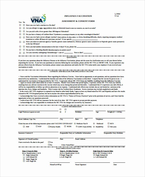 Vaccine Consent form Template Inspirational Index Of Cdn 29 2004 481
