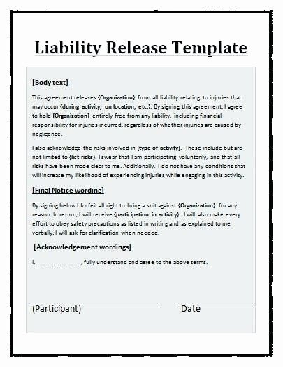 Vehicle Release form Template Inspirational Car Accident Settlement the Car Database