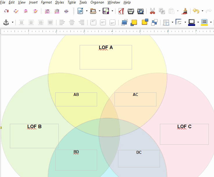 Venn Diagram Template Word Beautiful 10 Best Free Venn Diagram Maker for Windows