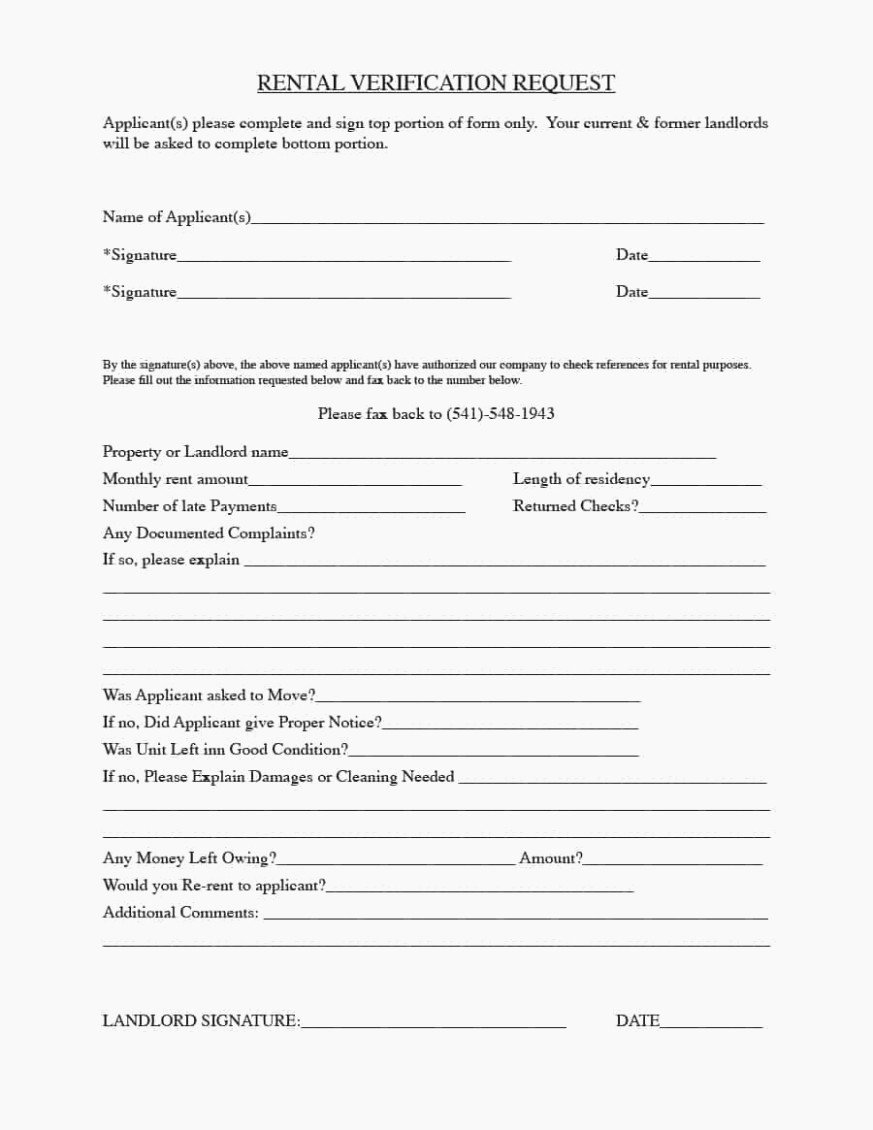 Verification Of Employment form Template Best Of How You Can attend Verbal