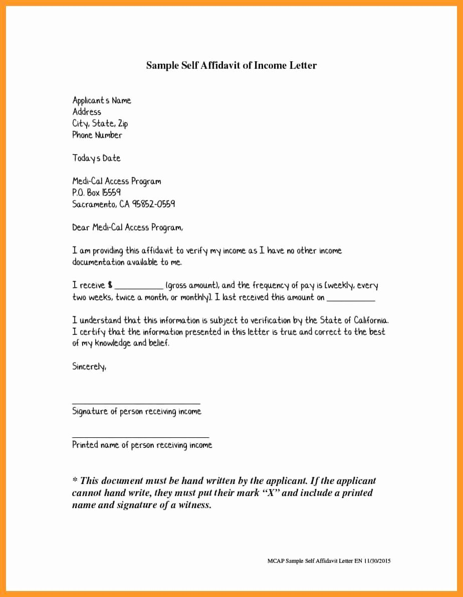 Wage Verification form Template Fresh 10 11 Sample Proof Of In E Letter From Employer