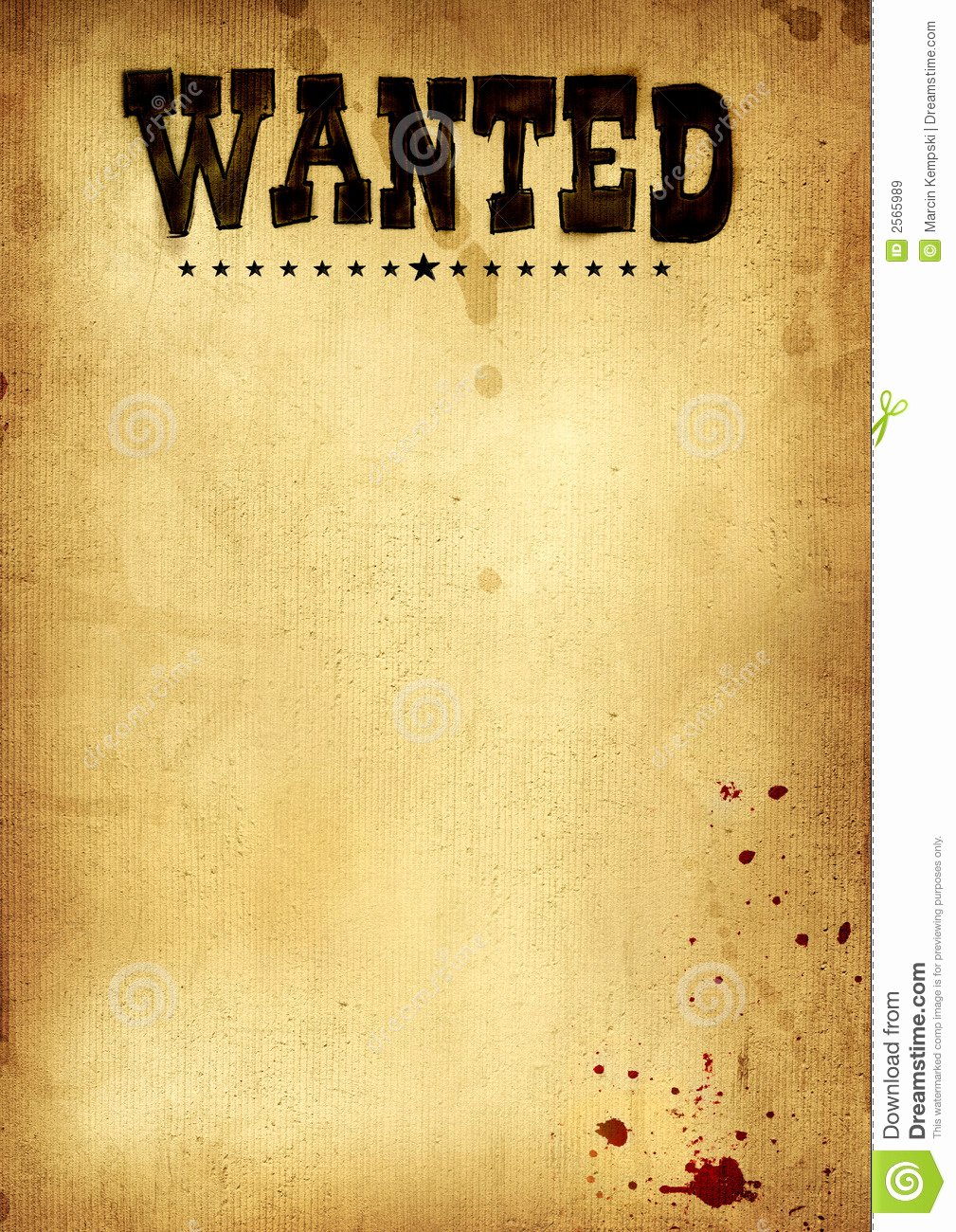 Wanted Poster Template Free Inspirational Old West Wanted Poster Clipart 20 Free Cliparts