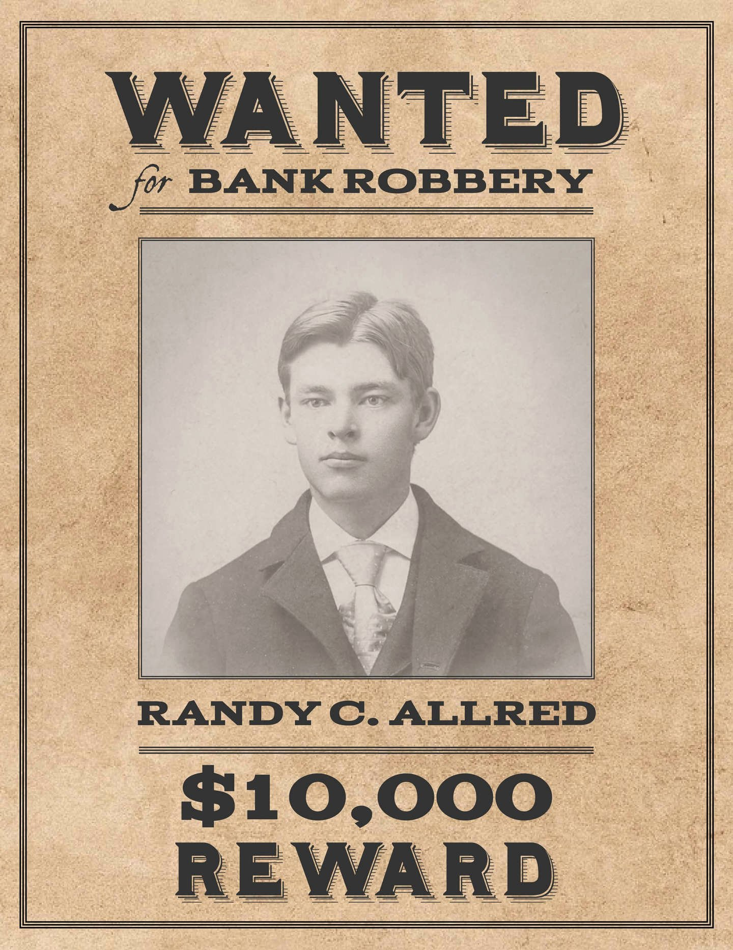 Wanted Poster Template Free Inspirational Wanted Poster Templates Word Templates Docs