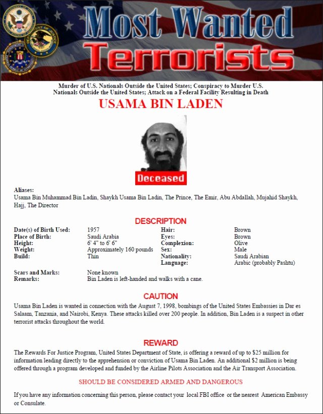 Wanted Poster Template Pdf Unique Fbi Wanted Poster Generator Free Download Aashe