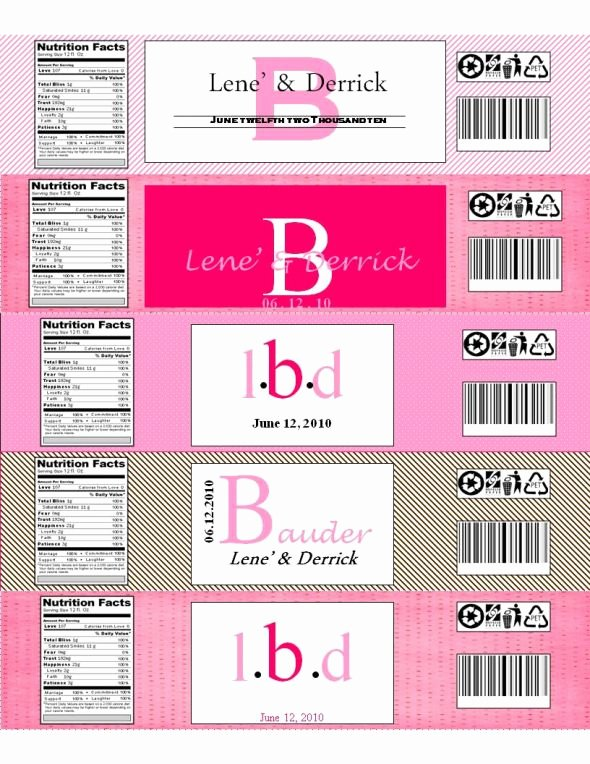 Water Bottle Labels Template Inspirational Please Share with Me Your Printable Water Bottle Labels