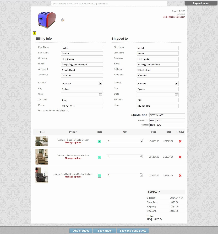Website Design Quote Template Beautiful E Merce Website Design & E Merce Web Development by