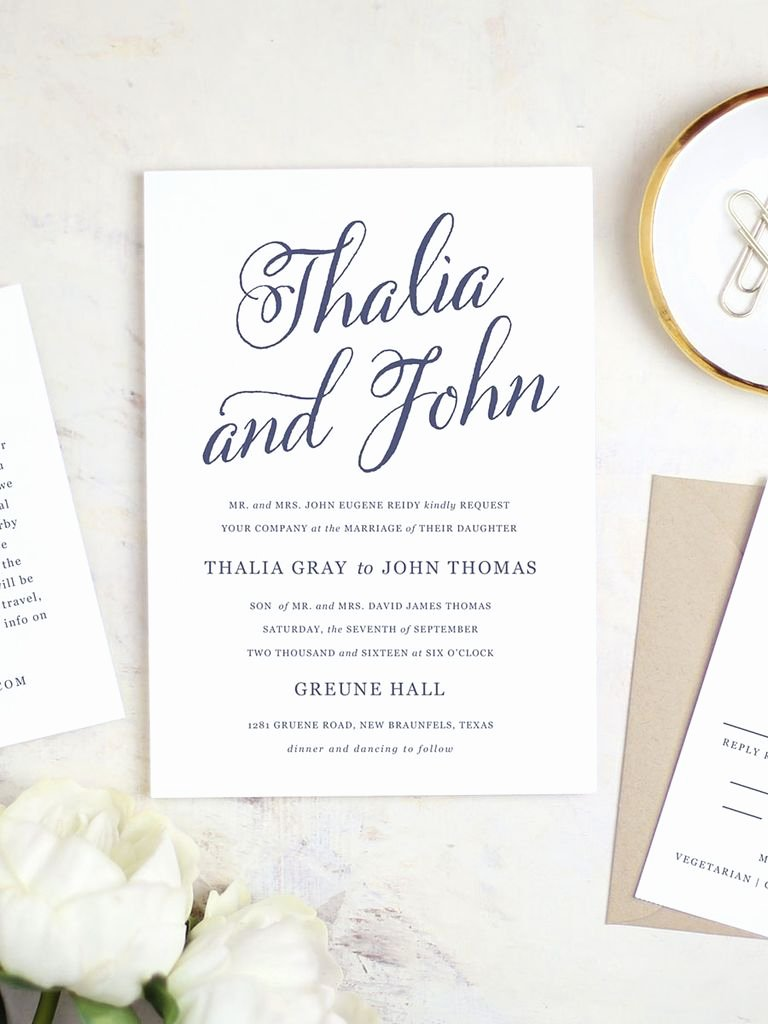 Wedding Invite List Template Awesome 16 Printable Wedding Invitation Templates You Can Diy