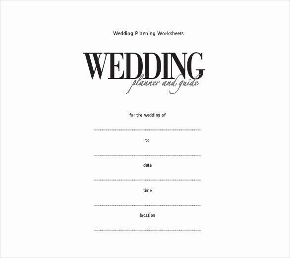 Wedding Itinerary Templates Free New Wedding Itinerary Template