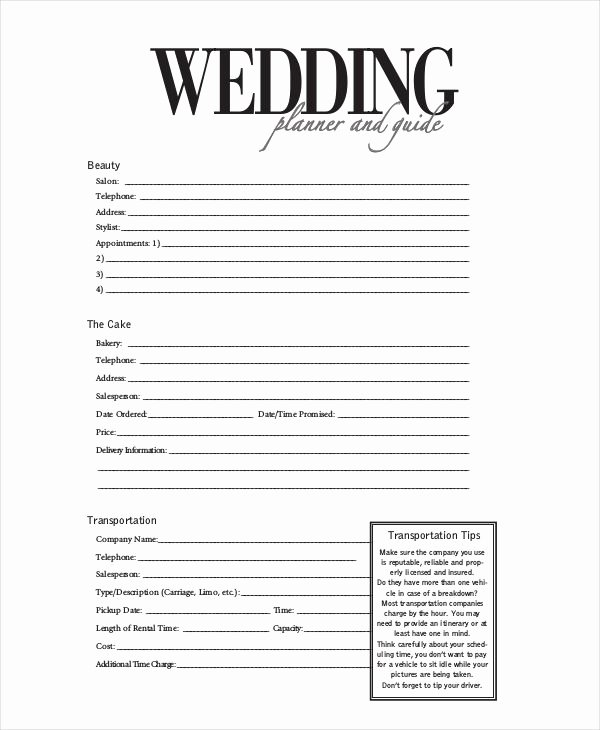 Wedding Vendor Contract Template Inspirational Image Result for Wedding Planner Contract form