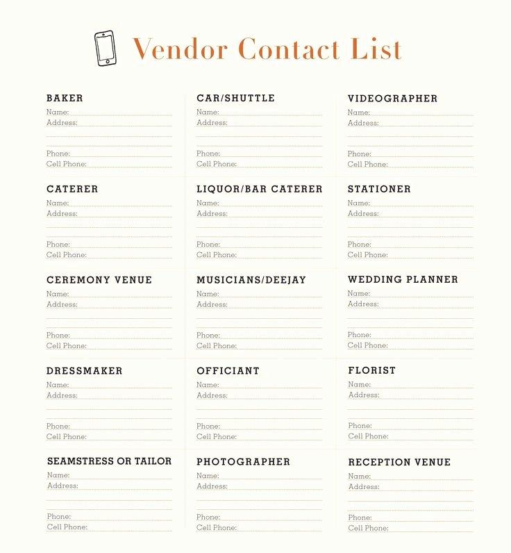 Wedding Vendor List Template Lovely A Montana Wedding Wedding In 2019