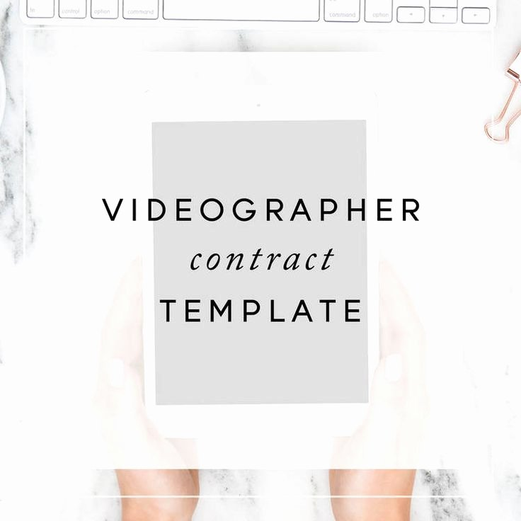 Wedding Videographer Contract Template Fresh 106 Best Contract Templates Images On Pinterest