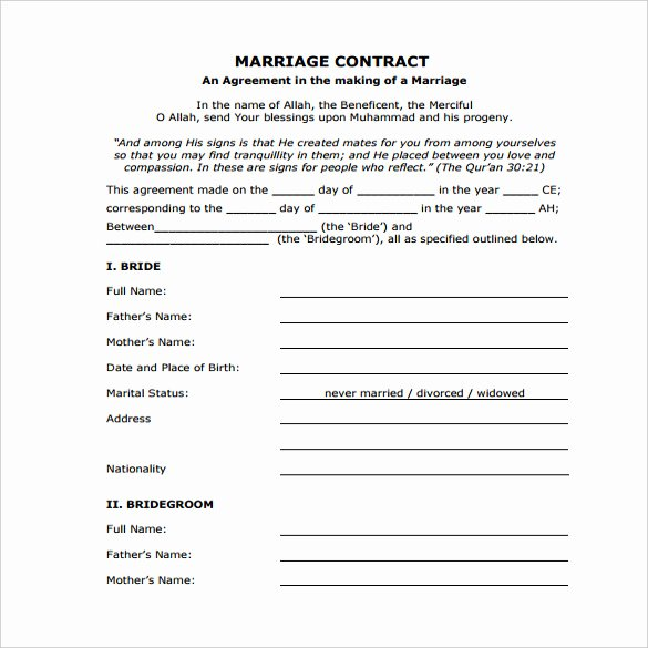 Wedding Videography Contract Template Elegant 28 Wedding Contract Templates – Example Word Google Docs