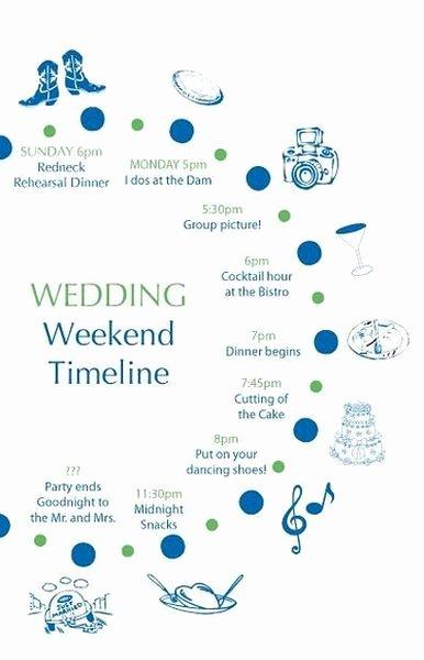 Wedding Weekend Timeline Template New Mrs Pug Author at Weddingbee