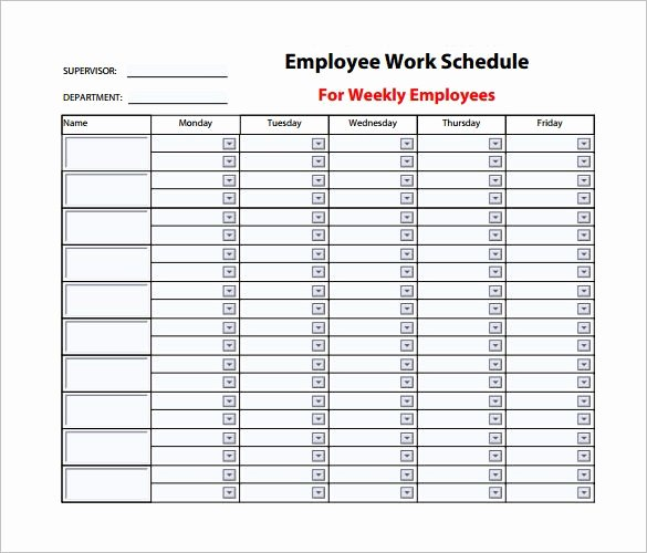 Weekly Schedule Template Pdf Best Of Best 25 Daily Schedule Template Ideas On Pinterest