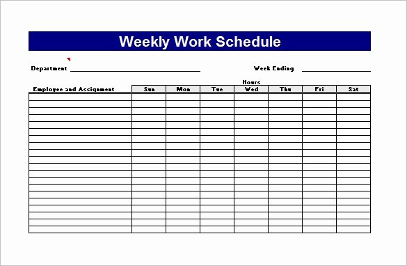 Work Plan Template Word New Work Plan Template 12 Free Word Pdf Documents Download