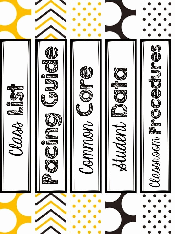 1 Binder Spine Template Inspirational Download Free Spine Templates Free Ohiomedia