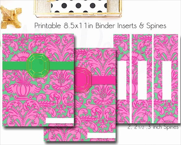 1 Binder Spine Template Luxury Sample Binder Spine Template 5 Documents In Pdf Psd