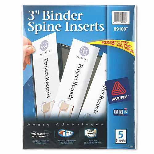 1 Binder Spine Template New Ave Avery Binder Spine Inserts Zuma
