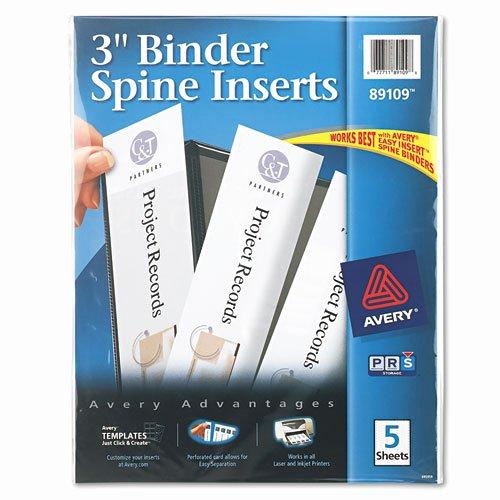 1 Binder Spine Template New Ave Avery Binder Spine Inserts Zuma