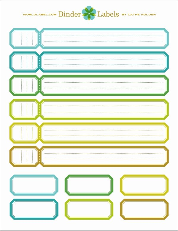 1 Binder Spine Template New Spines Spines for Binders Template