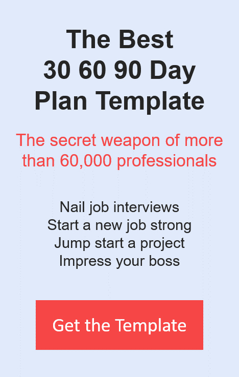 30 60 90 Plan Templates Best Of the Personal Performance Review Template and why You Need