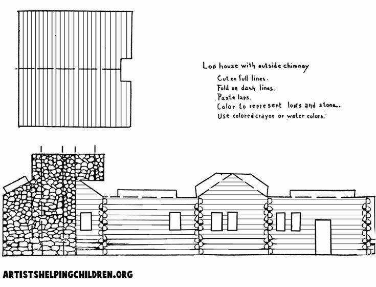 3d Paper Building Templates Best Of 3d Paper House Print Out