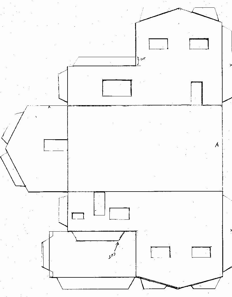 3d Paper Building Templates Inspirational Best S Of Cut Out Church Buildings Church Cut Out