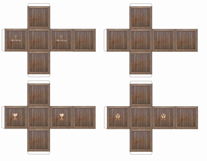 3d Paper Building Templates Inspirational Template Symbols Barrels