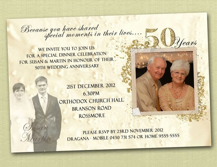 50th Anniversary Invitations Templates Beautiful 25 Best Ideas About Wedding Anniversary Invitations On