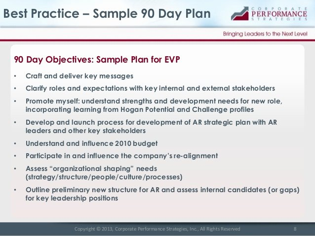 90 Day Onboarding Plan Template Awesome New Leader Onboarding Best Practices