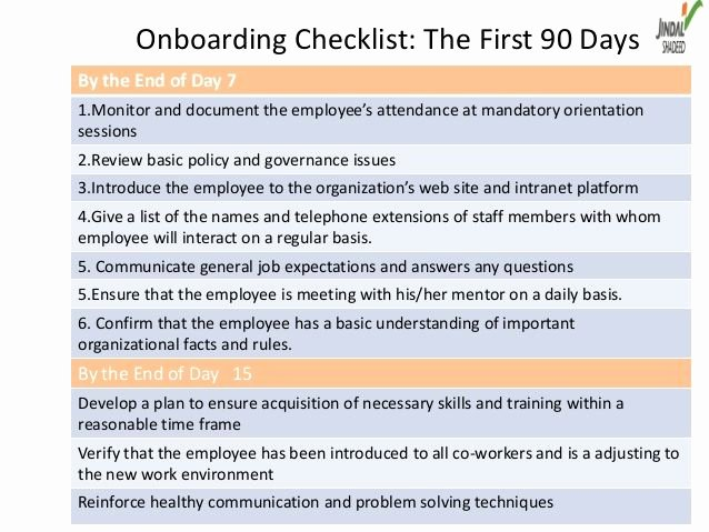 90 Day Onboarding Plan Template Inspirational 17 Best Images About Hr Roadmap for Successful Boarding