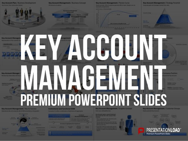 Account Management Plan Template Fresh Key Account Management Ppt Slide Template