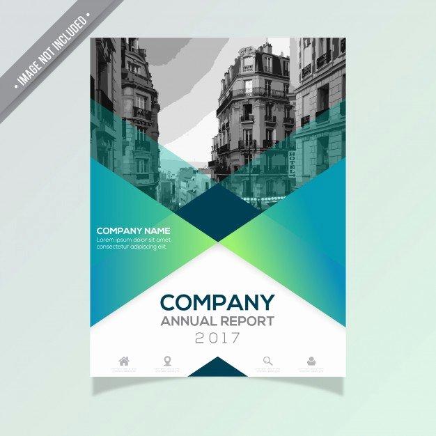 Annual Financial Report Template Unique Annual Report Template Vector