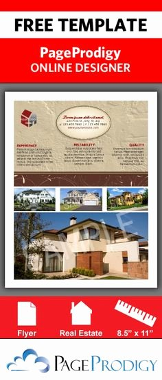Apartment Flyers Free Templates Beautiful Apartment Rental Flyer Great for Student Housing