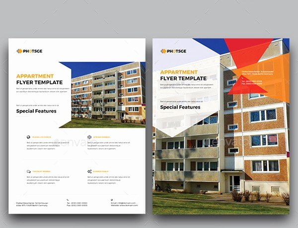 Apartment Flyers Free Templates Elegant Apartment Flyer Templates Free Xcdesign Apartment Flyer